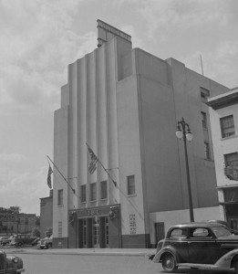 The TBC studios in Staten Island, circa 1943. Photo: The Prieto Collection